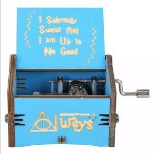 New Harry Potter Music Box